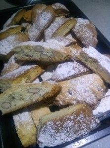 Cantuccini Bimby alle mandorle | http://www.bimbymania.com/2014/11/cantuccini-bimby-alle-mandorle/