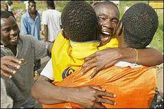 Monrovia reunited