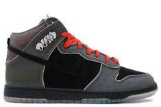 new styles fc876 b11c4 Nike Dunk SB High MF Doom