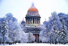 Ciudades Rusas en Invierno