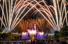 Disney in the Stars Fireworks   Out of all the castle parks …   Flickr