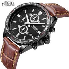 $31.41 (Buy here: https://alitems.com/g/1e8d114494ebda23ff8b16525dc3e8/?i=5&ulp=https%3A%2F%2Fwww.aliexpress.com%2Fitem%2FRelogio-Masculino-2016-JEDIR-High-Quality-Mens-Watches-Top-Brand-Luxury-Male-Quartz-Watch-Megir-Clock%2F32656805247.html ) Relogio Masculino 2016 JEDIR High Quality Mens Watches Top Brand Luxury Male Quartz Watch Megir Clock Men Chronograph Wristwatch for just $31.41