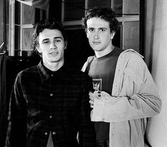 James Franco and Jason Segel in Freaks and Geeks make me want to marry them