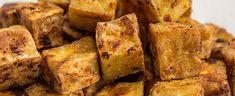 Gebratener Knusper Tofu