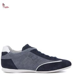 OLYMPIA SLASH BLU - 8 - Chaussures hogan (*Partner-Link)