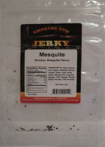 Discover how Smoking Gun Jerky™ - Smoky Mesquite beef jerky fared in a jerky review http://jerkyingredients.com/2014/06/01/smoking-gun-jerky-smokey-mesquite-flavor/ #beefjerky #reviews #food #jerky #ingredients