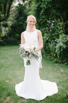Wedding Dress Ideas, Designers & Inspiration  :    Modest wedding dresses any bride would love: www.stylemepretty…   https://greatmag.net/wedding/wedding-dress/wedding-dress-ideas-modest-wedding-dresses-any-bride-would-love-www-stylemepretty-18/