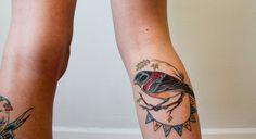 tattoo passaro