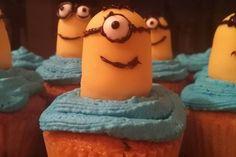 Minions-Cupcakes