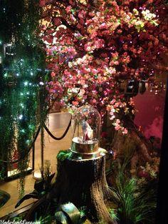 Disney Princess Christmas at Harrods - Christian Louboutin Cinderella slipper  #DisneyPrincessWMT