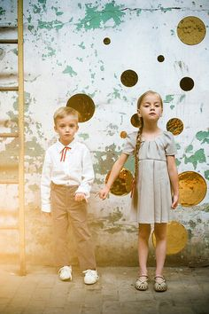 Paade Mode Kids Brand - love the photography as well!