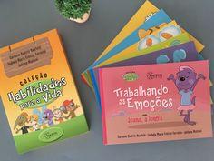 """Coleção de livros """"Habilidades para a Vida"""" ensina positividade e empatia para as crianças"""