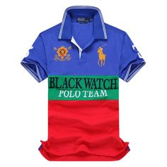 Ralph Lauren RL Polo Shirt Men Clothing Solid Mens Polo Shirts Business  Casual Polo shirt Cotton Sportswear Breathable. Rosana Guedes · camisas  hombre a1f124cefcc8f