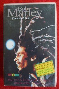 Amazon.com: Time Will Tell [VHS]: Bob Marley, Stefan Paul.    Get yours at http://www.amazon.com/Time-Will-Tell-VHS-Marley/dp/6302560225/ref=sr_1_31?s=movies-tv=UTF8=1366739381=1-31=bob+marley.