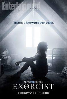The Exorcist: cartaz perturbador da nova série da Fox