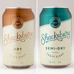 An amazing cider can be the perfect drink for summer: delicate, crisp and refreshing. And thanks to America's recent hard cider obsession, you can fin. Craft Packaging, Food Packaging Design, Beverage Packaging, Bottle Packaging, Packaging Design Inspiration, Coffee Packaging, Mochi, Branding, Craft Cider