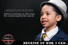 """Eunique Jones' """"Because of Them, We Can"""" began as a photo series to """"empower and excite young people about their history"""" in honor of Black History Month.   15 Adorable Kids Pose As Iconic Figures In Women's History"""