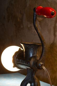 Lámparas vintage diseñadas por Studioryx - c@sas de película