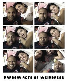 appu and I and our faces #singapore