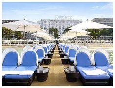 Hotel Martinez  Cannes, France