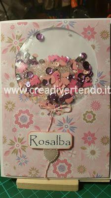 CreaDivertendo: Benvenuta Rosalba