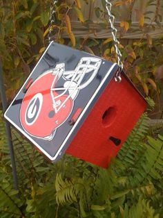 Dawgs Birdhouse