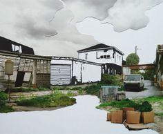 La scoperta di un luogo, 2014, by Botto&Bruno. Oliva Arauna Gallery, Madrid.