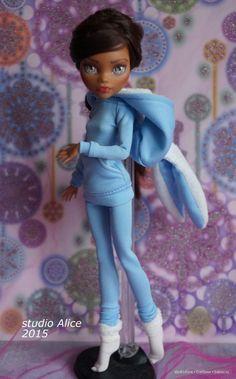 Studio Alice / Ямоггу. Каталог мастеров и авторов кукол, игрушек, кукольной одежды и аксессуаров / Бэйбики. Куклы фото. Одежда для кукол