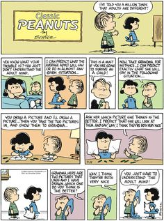 Peanuts Cartoon for Sep/15/2013