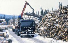 Zweden, begin jaren tachtig.
