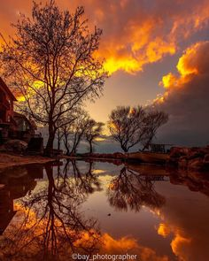 (notitle) - The autumn - Natur Scenery Pictures, Nature Pictures, Cool Pictures, Beautiful Pictures, Landscape Photos, Landscape Paintings, Landscape Photography, Nature Photography, Scenic Photography