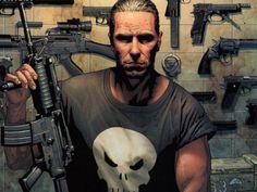 'The Punisher' Spinoff Rumors Swirl - Bounding Into Comics