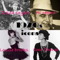 1920s icons