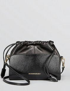 BURBERRY Dinton Mini Shoulder Bag