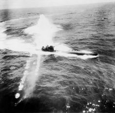 """The Battle of the Atlantic was the longest campaign of the war. And it was one that German submarines operating in """"wolf packs"""" nearly won by strangling British and Russian-bound shipping."""