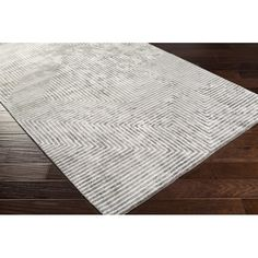 Nasir Geometric Hand Tufted Taupe Beige Area Rug Rugs