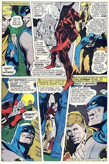 Brave and the Bold deadman dc comic book page art by Neal Adams Book Page Art, Comic Book Pages, Dc Comic Books, Comic Book Artists, Comic Art, Jim Steranko, Comic Frame, Will Eisner, Brave And The Bold