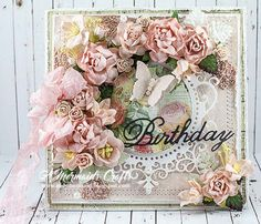 A Mermaids Crafts: Birthday Wishes for Wild Orchid Crafts