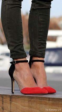 Emmy DE * Zara heels
