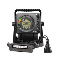 Humminbird - Flasher, Ice-45, 3 Color W/Lcd, 1800 'Product Category: Marine Electronics/Fishfinders' >>> More info could be found at the image url.