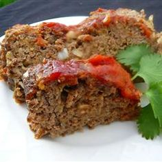 Brown Sugar Meatloaf, photo by Molly