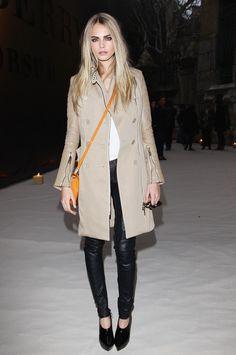 Burberry Prorsum: Milan Fashion Week Menswear A/W 2011