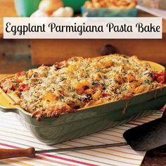 We turned the popular Italian recipe into an easy-to-serve casserole. Get the recipe >>