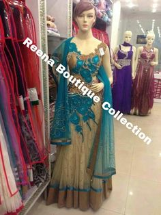 My facebook page Reena Boutique Collection.....