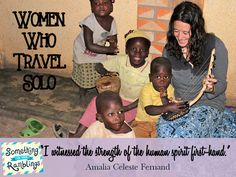 I'm very honored to have been featured in Something In Her Ramblings travel blog as part of the Women Who Travel Solo Series. I hope that my story about volunteering in Ugandawill help to inspire other women to travel solo in Africa. Lauren Salisbury's travel blog focuses on providing