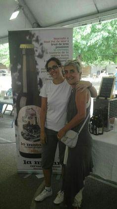 Fans de La Mataró Beer a la Festa de la Terra.