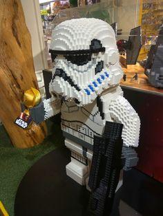 Lego stromtrooper