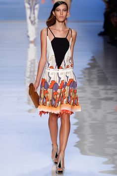 Etro Spring 2012 Ready-to-Wear Collection Slideshow on Style.com