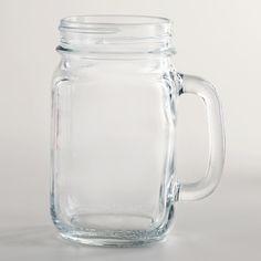 Country Jar Glasses, Set of 2 >> #WorldMarket Movie Night Giveaway Sweepstakes http://sweeps.piqora.com/worldmarket