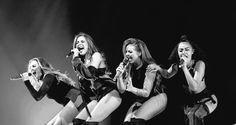 Little Mix Little Mix Girls, Litte Mix, Dangerous Woman Tour, Mixed Girls, Jesy Nelson, Perrie Edwards, Aesthetic Food, Mixers, Celebs